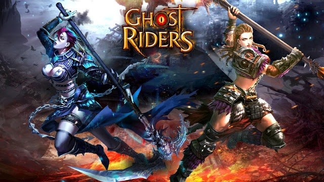 Скриншот игры Ghost Riders: Guerre du Chaos